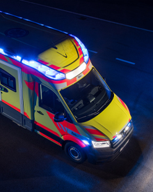 EMERGENCY AMBULANCES