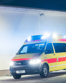 PATIENT TRANSPORT AMBULANCES